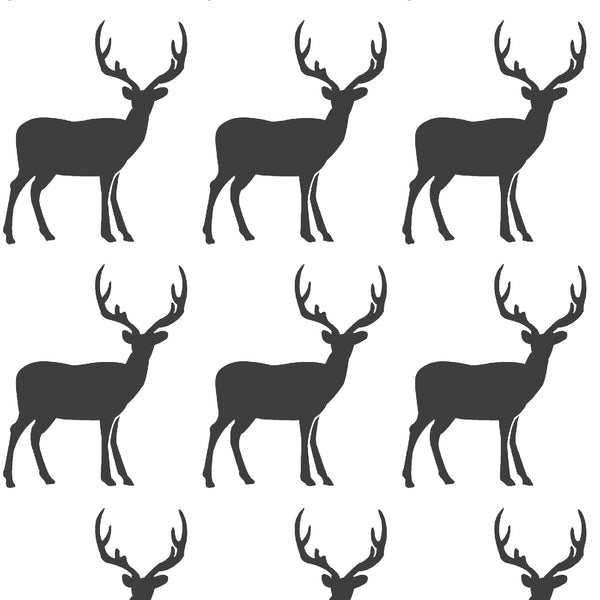Timber | Deer in Onyx - Hudson Design - Afterpay