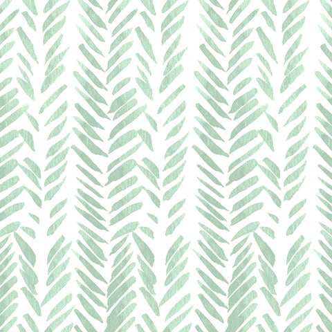 Timber | Brush Stroke in Mint - Hudson Design - Afterpay