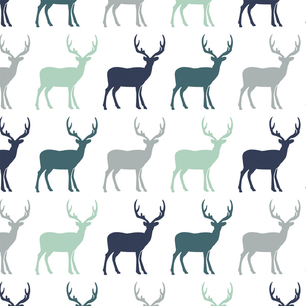 Timber | Deer in Wintergreen