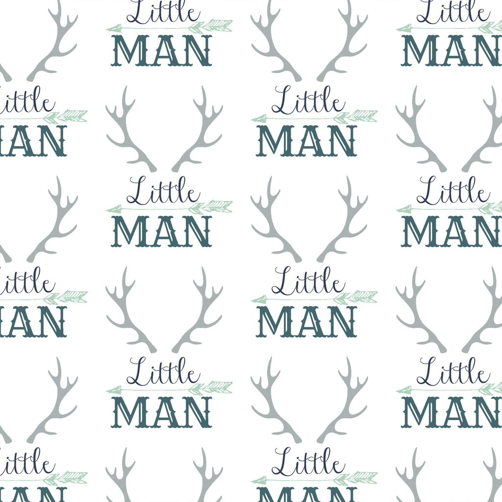 Timber | Little Man in Wintergreen - Hudson Design - Afterpay