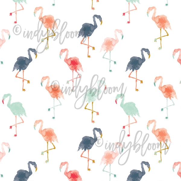 Tropical Summer | Flamingos in Summer