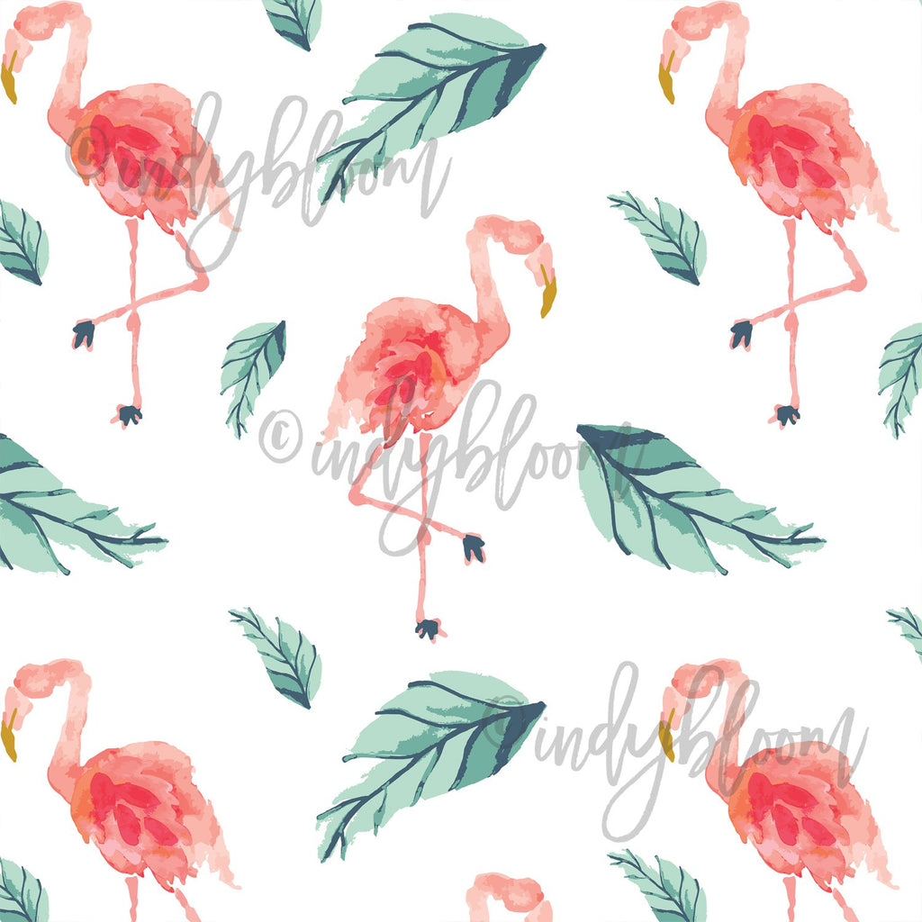 Tropical Summer | Large Flamingo Palm in Tropical - Indy Bloom - Afterpay