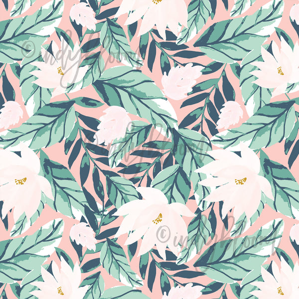 Tropical Summer | Summer Floral in Tropical