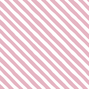 Hawthorne Threads - Rogue Stripe - Rogue Stripe in Carnation