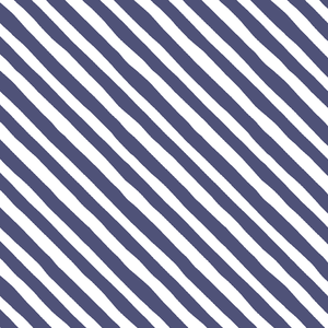 Hawthorne Threads - Rogue Stripe - Rogue Stripe in Indigo
