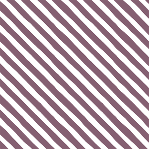 Hawthorne Threads - Rogue Stripe - Rogue Stripe in Mulberry