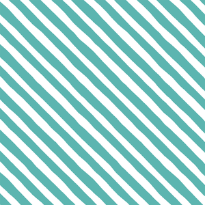 Hawthorne Threads - Rogue Stripe - Rogue Stripe in Seafoam