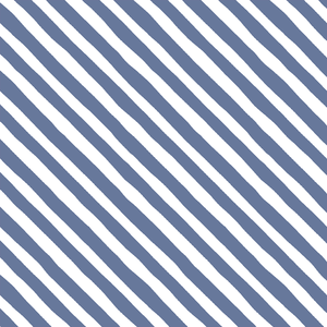 Hawthorne Threads - Rogue Stripe - Rogue Stripe in Azurite