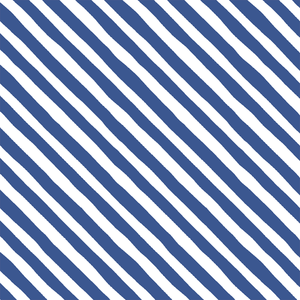 Hawthorne Threads - Rogue Stripe - Rogue Stripe in Blue Jay