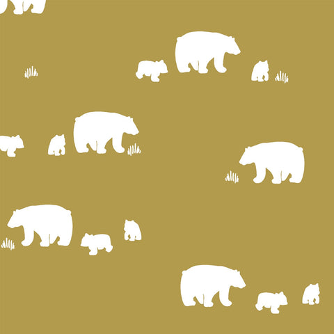 Bjorn Bear | Wandering Bears in Gold - Afterpay & Free Shipping AU