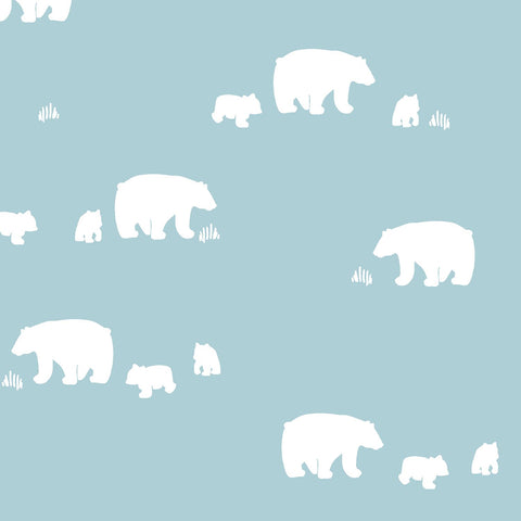 Bjorn Bear | Wandering Bears in Powder Blue - Afterpay & Free Shipping AU