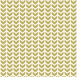 Hawthorne Threads - Broken Chevron - Broken Chevron in Brass