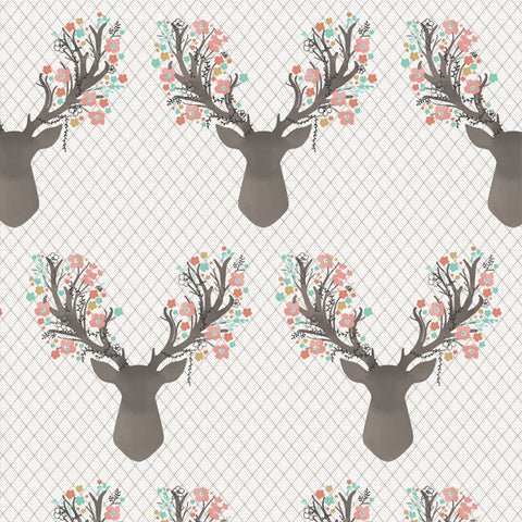 Fawn | Going Stag in Tulip Fabric - Afterpay & Free Shipping AU