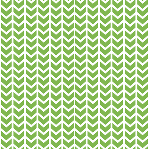 Hawthorne Threads - Broken Chevron - Broken Chevron in Greenery