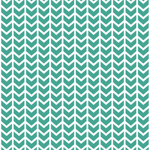 Hawthorne Threads - Broken Chevron - Broken Chevron in Jade