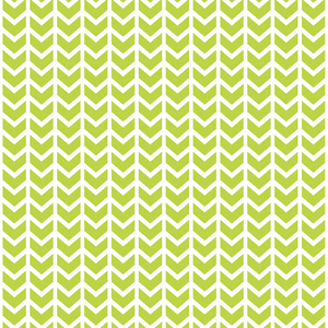 Hawthorne Threads - Broken Chevron - Broken Chevron in Lime