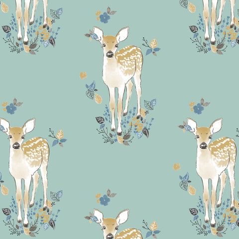 Fawn | Little Fawn in Aspen Fabric - Afterpay & Free Shipping AU