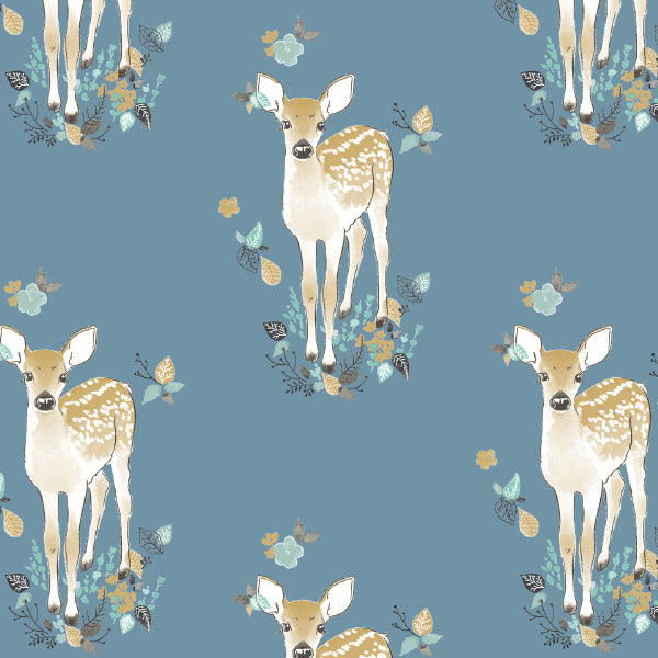 Fawn | Little Fawn in Marine Fabrics - Afterpay & Free Shipping AU