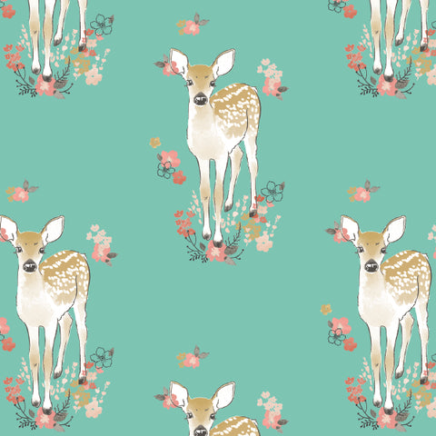 Fawn | Little Fawn in Succulent Fabric - Afterpay & Free Shipping AU