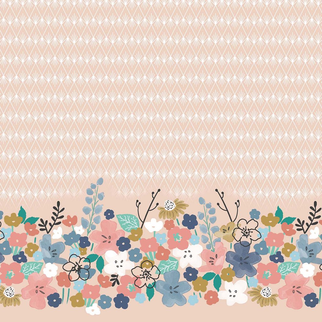 Oh Deer | Perennial Border in Shell - Afterpay & Free Shipping AU