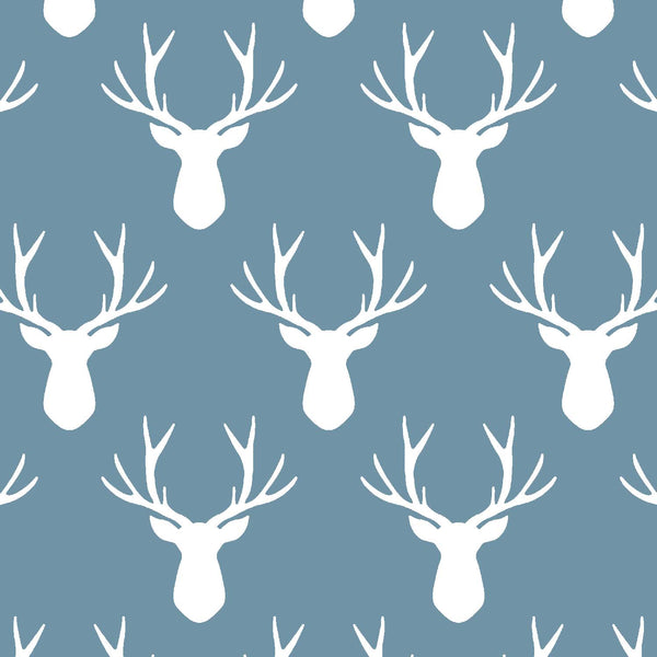 Oh Deer | Stag Silhouette in Marine - Afterpay & Free Shipping AU