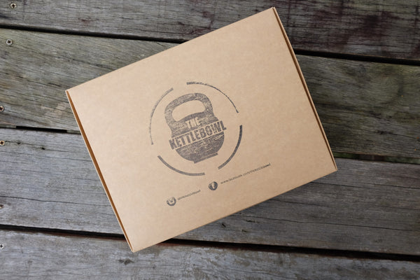 THE KETTLEBOWL GRANOLA BOX