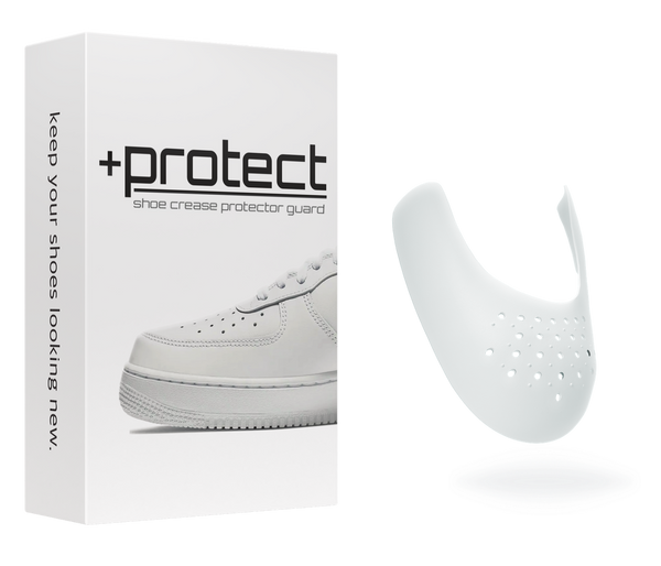 Crease Protector Guards for Shoes & Sneakers | +PROTECT