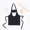 Buddy Bear Black Kids Apron – Kids Craft and Cooking Apron