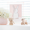 Kids' Art Print – Cute Rabbit Print and Nursery Art