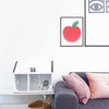 Apple Fruit Art Print – Printed Art and Wall Decor