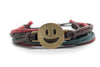 Emoji Bracelet Smiling Face With Open Mouth - Orti Jewelry