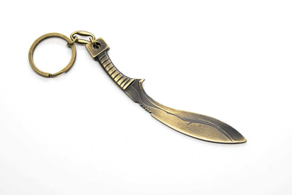 League of Legends Deluxe Metal Keychain - Orti Jewelry
