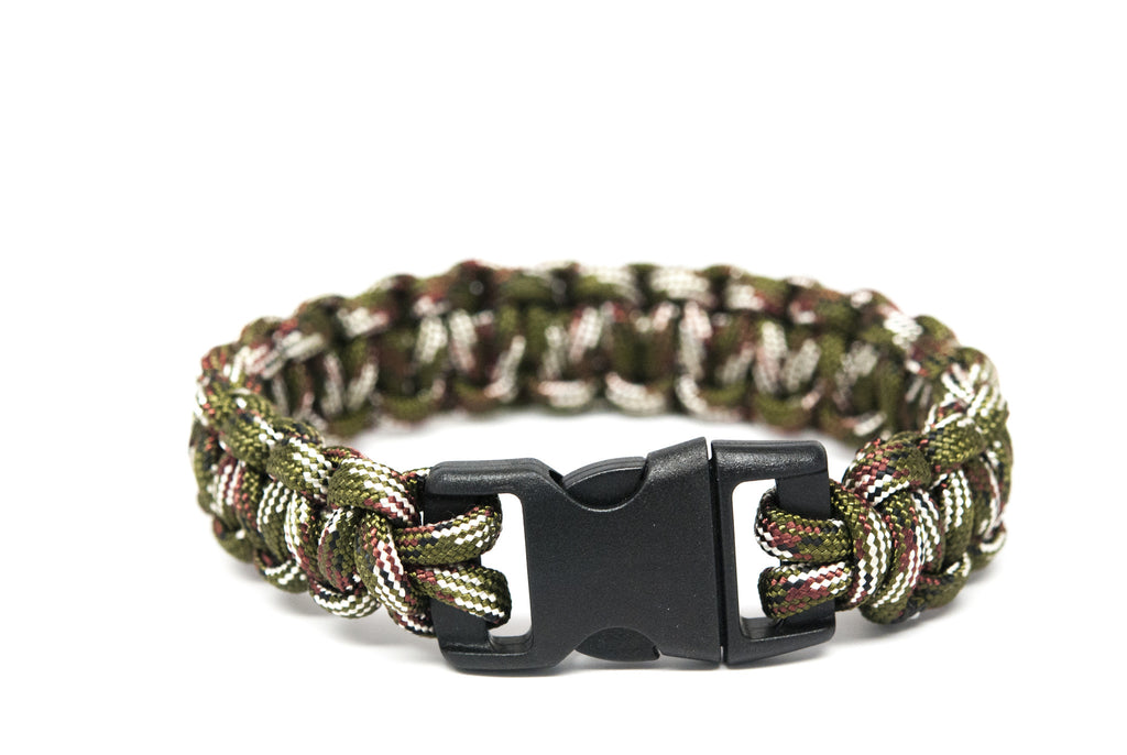 Paracord Survival Bracelet - Orti Jewelry