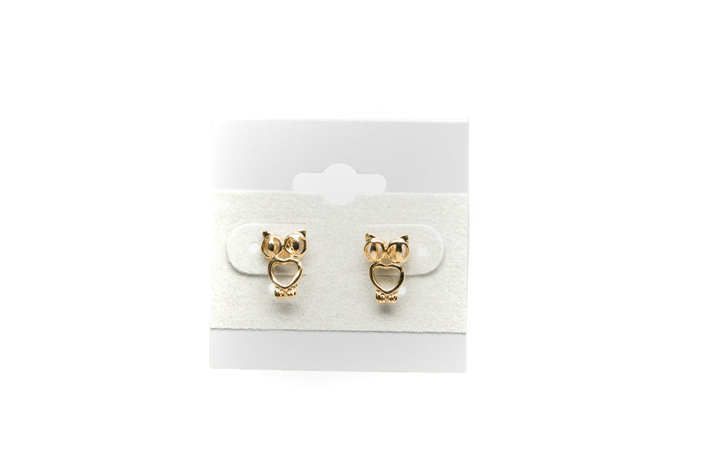 Owl Fashion Earrings - Orti Jewelry