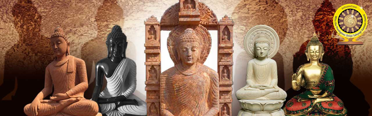 Exclusive Buddha Artefacts