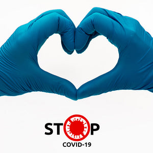 Let's stop COVID-19: Protect yourself and others