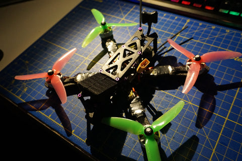 Build Your Own Drone Summer Camp