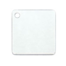 Load image into Gallery viewer, Square Acrylic Coaster with Logo