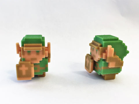 Build It 3D Creations: Zelda