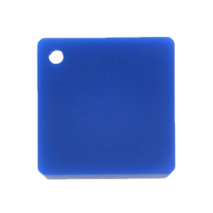 Square Acrylic Coaster with Logo