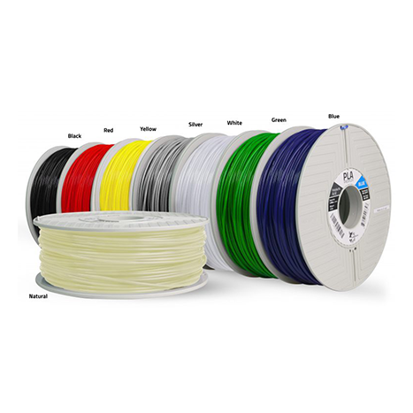 Airwolf Platinum Series PLA Filament