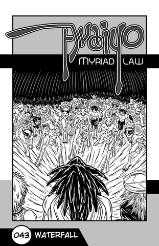 Avaiyo, Chapter # 043 - Waterfall