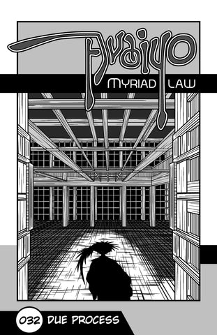 Avaiyo, Chapter # 032 - Due Process
