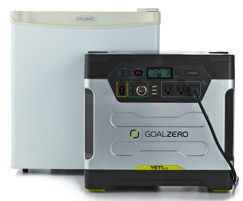 Portable Generators for fridges