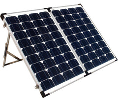 120 Watt Foldable Solar Panel w/ 10A Charger Controller