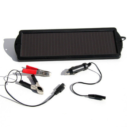 Solar Battery Tickle Charger