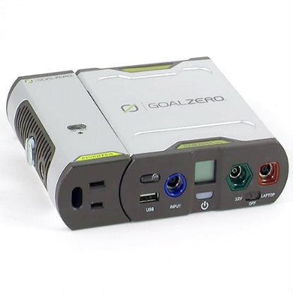 5c993e04119c09 Goal Zero Sherpa 50 Battery Portable Power Pack – Ecogeekliving