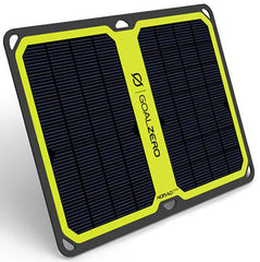 Goal Zero Nomad 7 Plus : 7 Watt Solar Panel