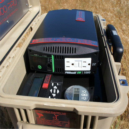 Refuge Tactical LFP 100 Waterproof Portable Generator