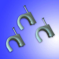 Cable Clips - Round